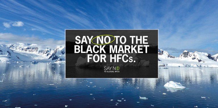 GRIT se suma a la campaña #SayNoToIllegalHFCs contra el tráfico ilegal de HFCs 2