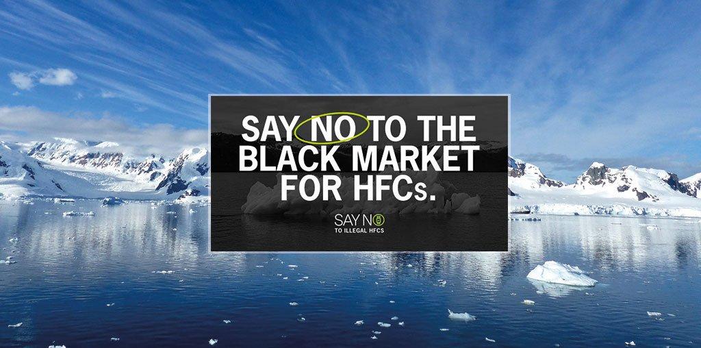 GRIT se suma a la campaña #SayNoToIllegalHFCs contra el tráfico ilegal de HFCs 4