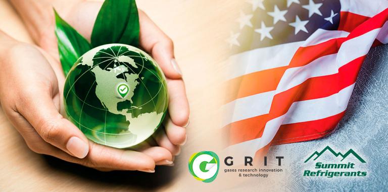 GRIT adquiere el 60% de la empresa estadounidense Summit Refrigerants y consolida su posición en EEUU 2